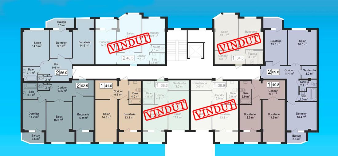etajul 9 photo 9